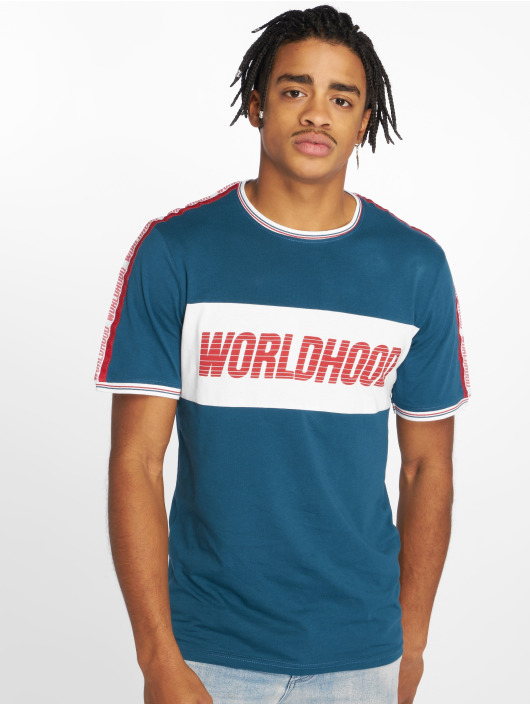 Only & Sons T-Shirt onsFavre blue