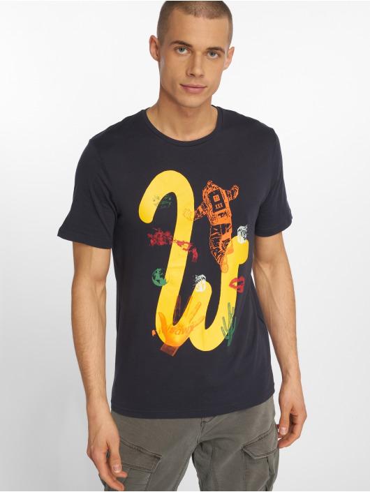 Only & Sons T-Shirt onsFinn blue