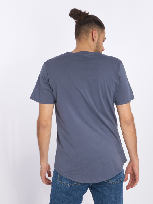 Only & Sons T-Shirt Onsmatt Longy Ss Tee Noos blue