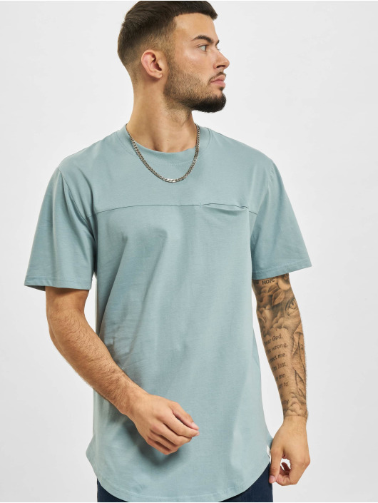 Only & Sons T-Shirt Ons Dash Life Longy NF 8623 blue