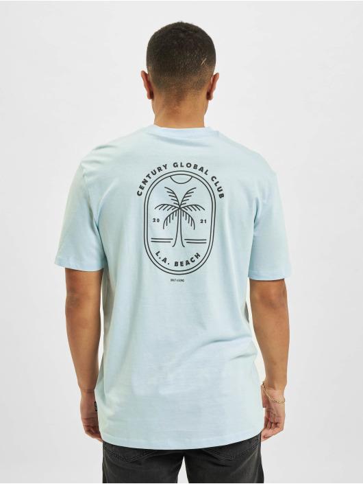 Only & Sons T-Shirt Ons Pine Life REG Mu Tee blue