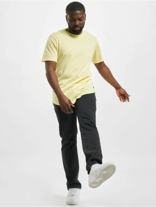 Only & Sons t-shirt onsMatt Life Longy Noos geel