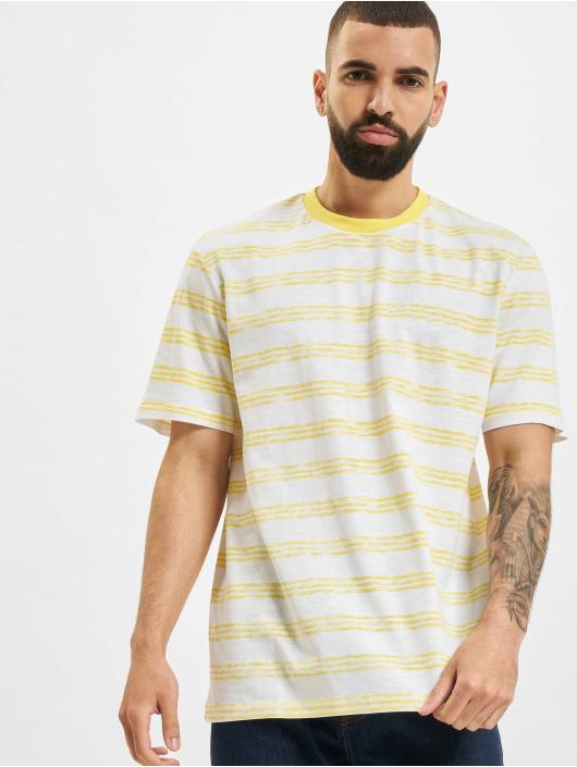 Only & Sons T-Shirt onsPivot Reg Summer Stripe gelb