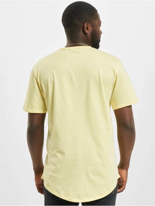 Only & Sons T-Shirt onsMatt Life Longy Noos gelb