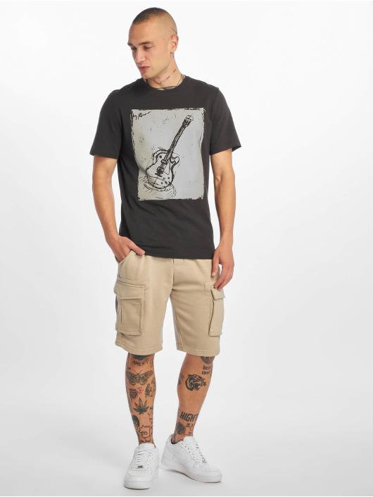 Only & Sons T-Shirt onsPatrik Slim grau