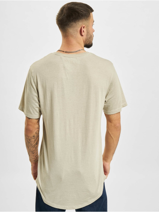 Only & Sons T-Shirt Ons Teo Life Longy  NF 9657 grau