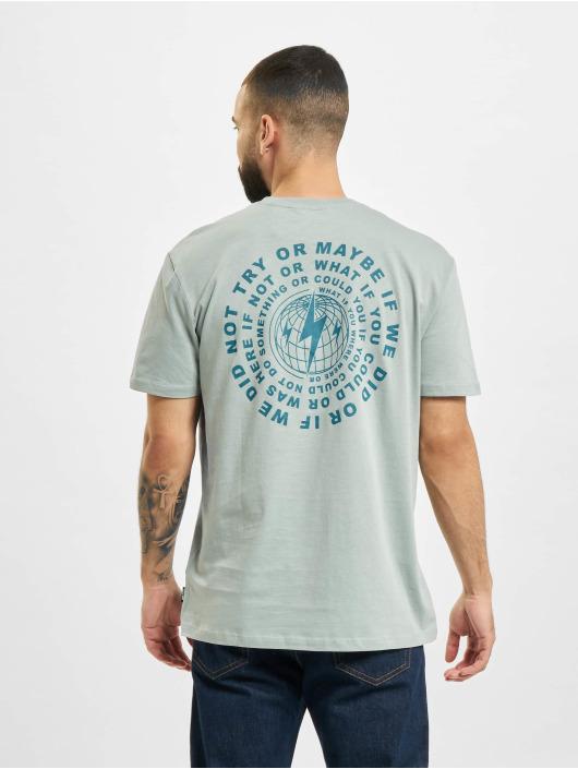 Only & Sons T-Shirt Onsarne Life REG grau