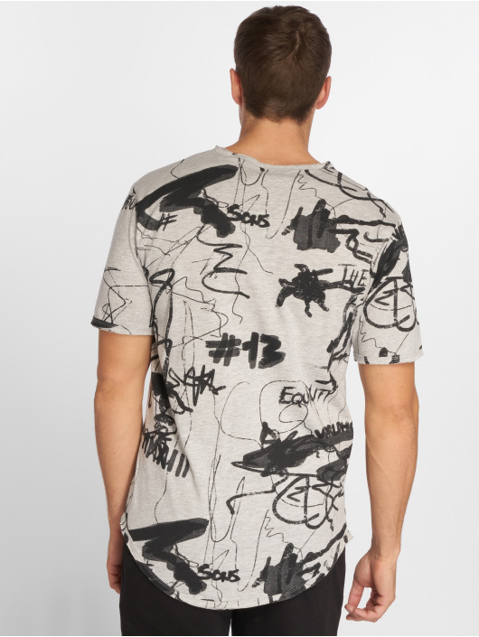 Only & Sons T-Shirt onsFenton gray