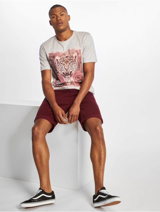 Only & Sons T-Shirt onsLoris Funny gray