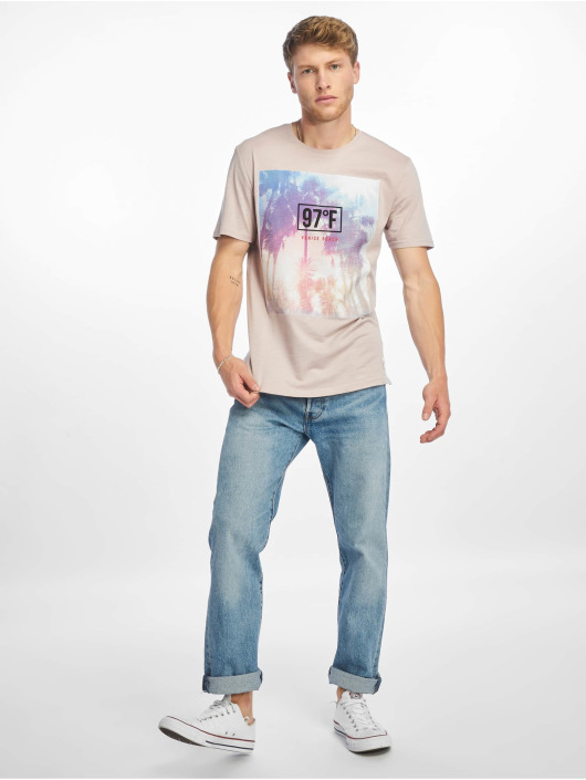 Only & Sons T-Shirt onsLayrence Camp gray