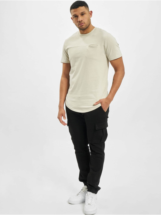 Only & Sons T-Shirt onsDash Life Longy gray