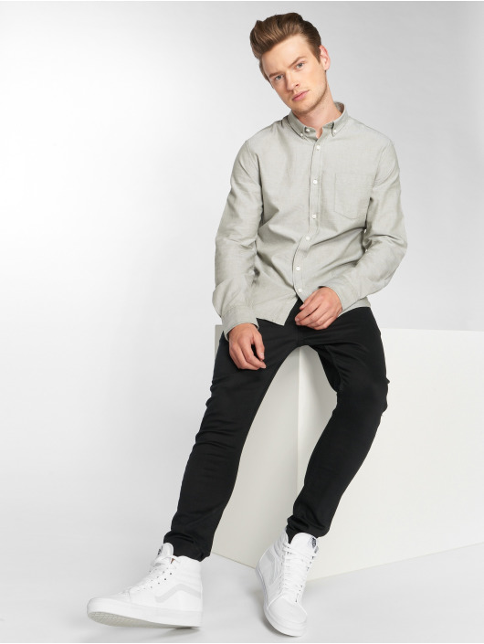 Only & Sons T-Shirt Onsalvaro Ls Oxford green