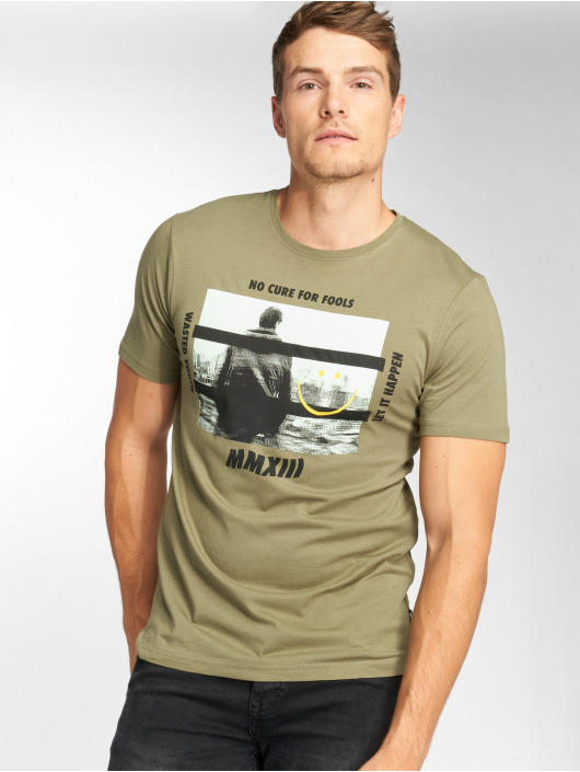 Only & Sons T-Shirt onsGabriel green