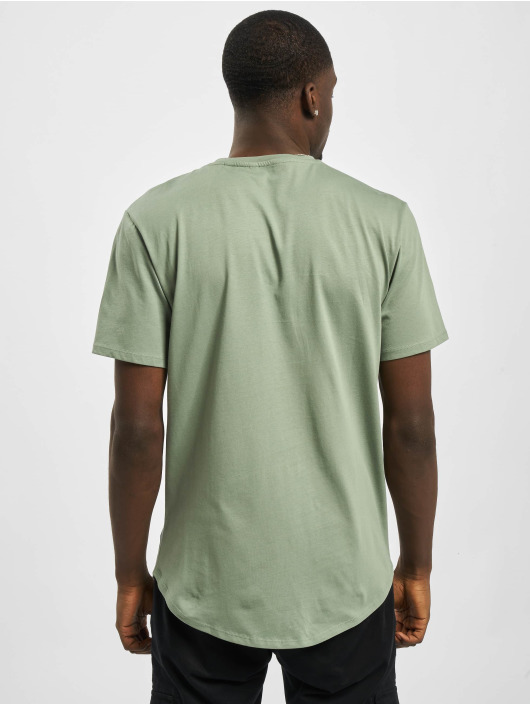 Only & Sons T-Shirt onsMatt Life Longy Noos green