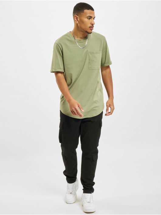 Only & Sons T-Shirt Ons Gavin Life NOOS green