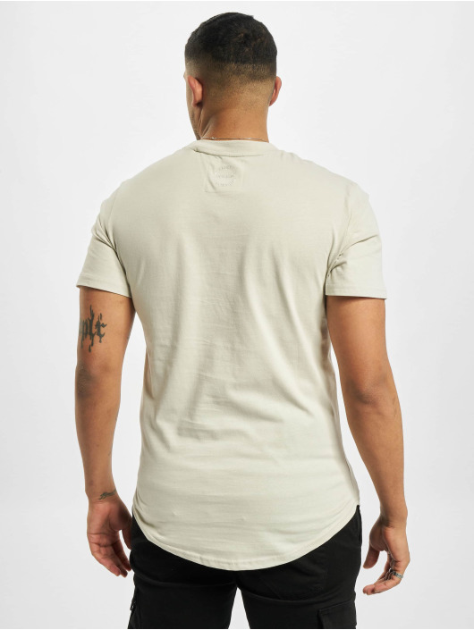 Only & Sons T-Shirt onsDash Life Longy grey