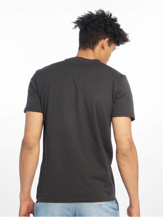 Only & Sons t-shirt onsLamani Camp Fitted grijs