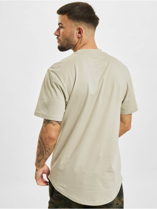 Only & Sons t-shirt Ons Dash Life Longy NF 8623 grijs