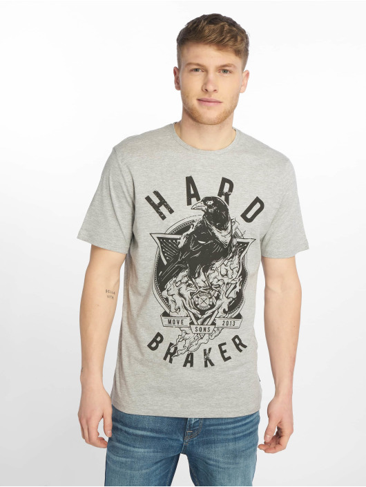 Only & Sons T-Shirt onsElmo gris