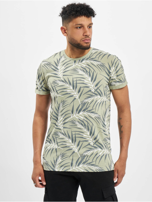 Only & Sons t-shirt onsIason Slim Noos groen