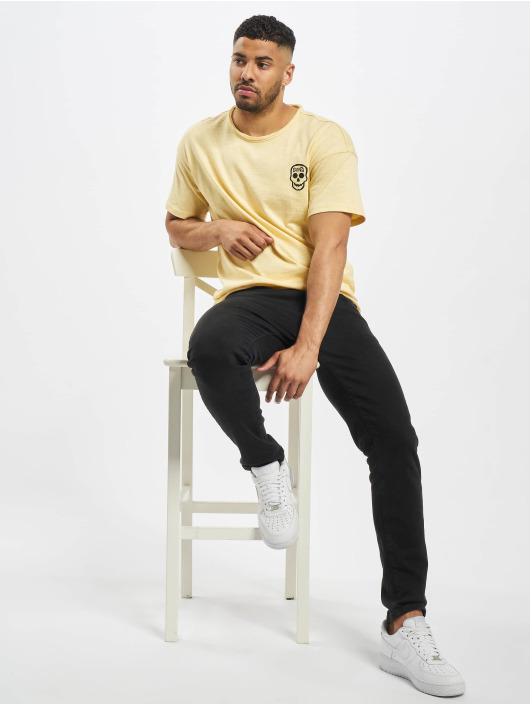Only & Sons T-Shirt onsCali Life Drop jaune