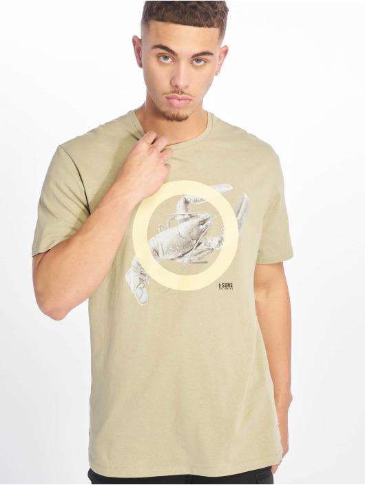Only & Sons T-Shirt onsPinehurts khaki