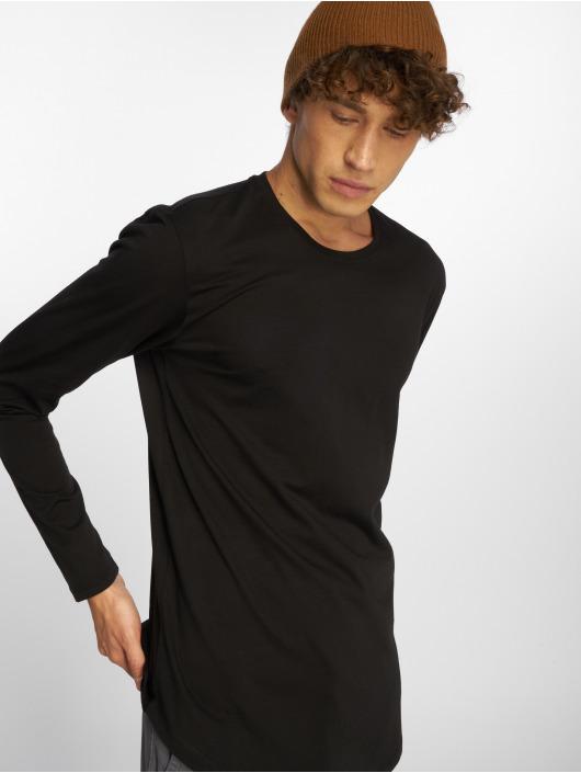 Only & Sons T-Shirt manches longues onsMatt Longy noir