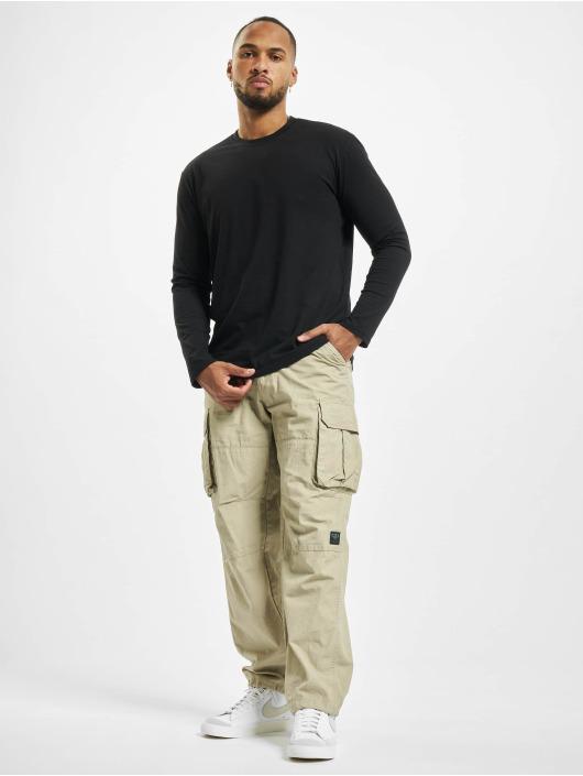 Only & Sons T-Shirt manches longues onsLuigi Life Regular Organic Noos noir