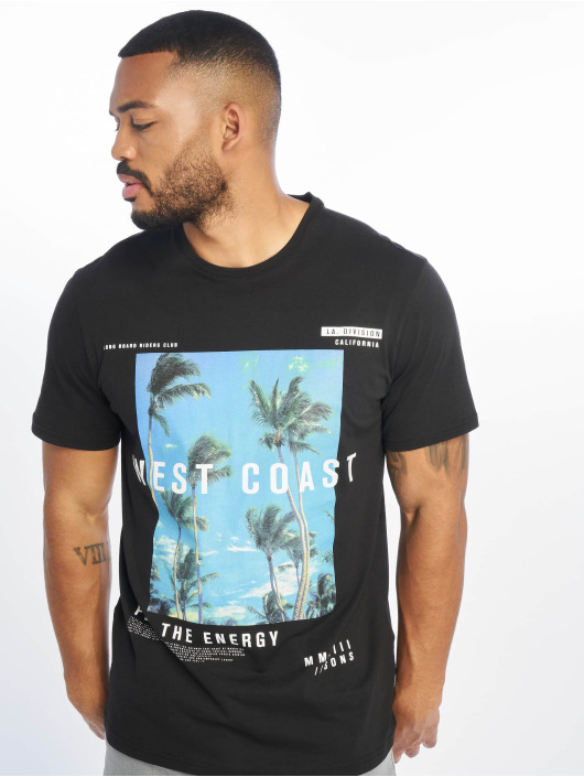 Only & Sons T-Shirt onsBF noir