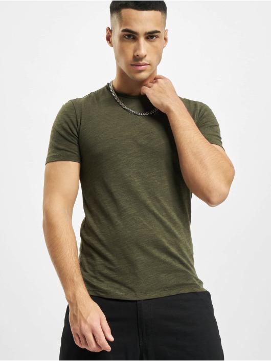 Only & Sons t-shirt onsAlbert New Noos olijfgroen