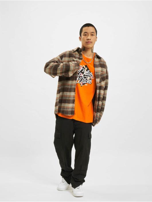 Only & Sons T-Shirt onsNait Life Reg orange