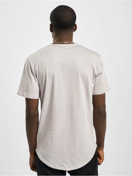 Only & Sons T-Shirt onsMatt Life Longy Noos pourpre