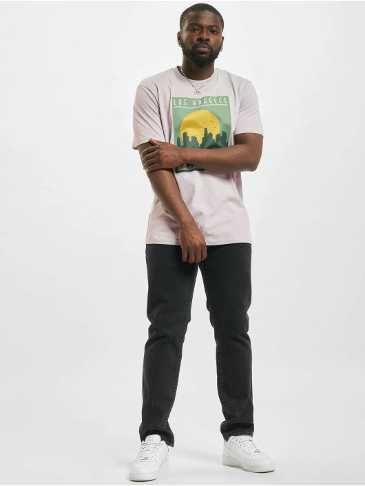 Only & Sons T-Shirt onsAnthony Life Reg pourpre