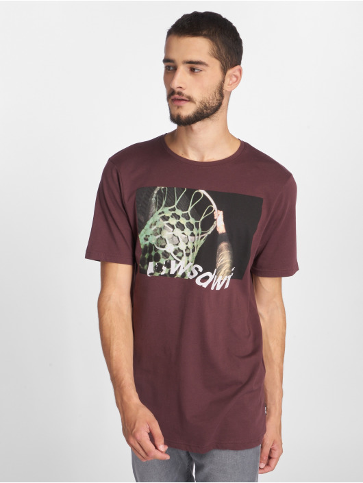 Only & Sons T-Shirt onsFalkner red