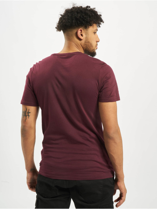Only & Sons T-Shirt onsAlec Fitted red