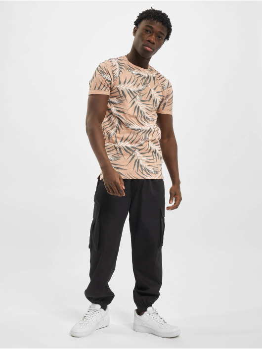 Only & Sons T-Shirt onsIason Slim Aop Noos rose