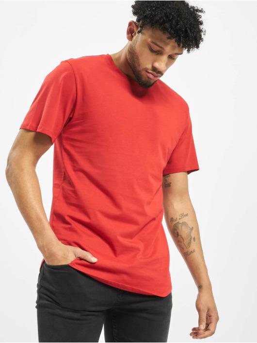 Only & Sons T-shirt onsMatt Life Longy rosso