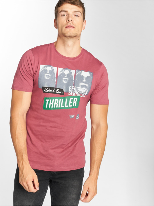 Only & Sons T-Shirt onsGabriel rouge