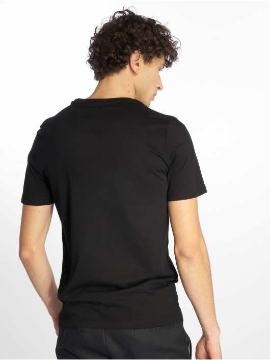 Only & Sons T-Shirt onsEinar Camp Fitted schwarz