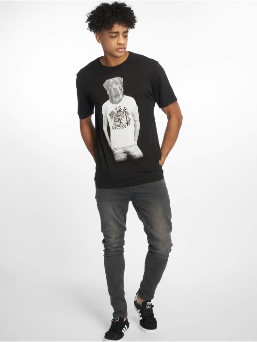 Only & Sons T-Shirt onsEnzo Funny schwarz