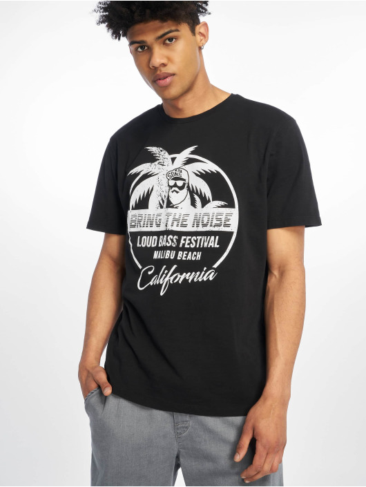 Only & Sons T-Shirt onsPromto Regular schwarz