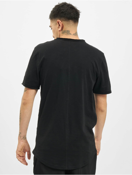 Only & Sons T-Shirt onsBenne Life Longy schwarz