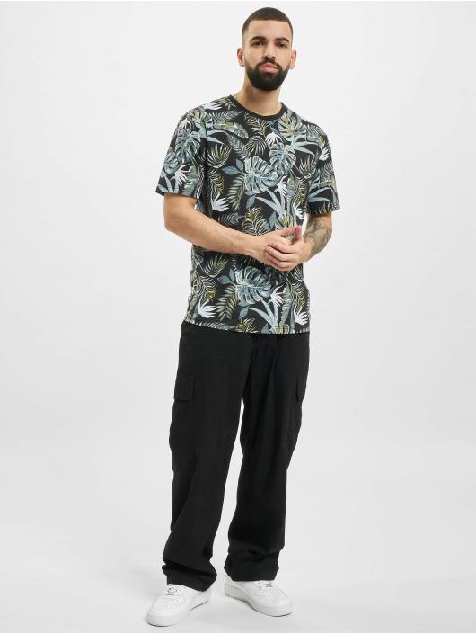Only & Sons T-Shirt onsMelody Life Reg Aop schwarz