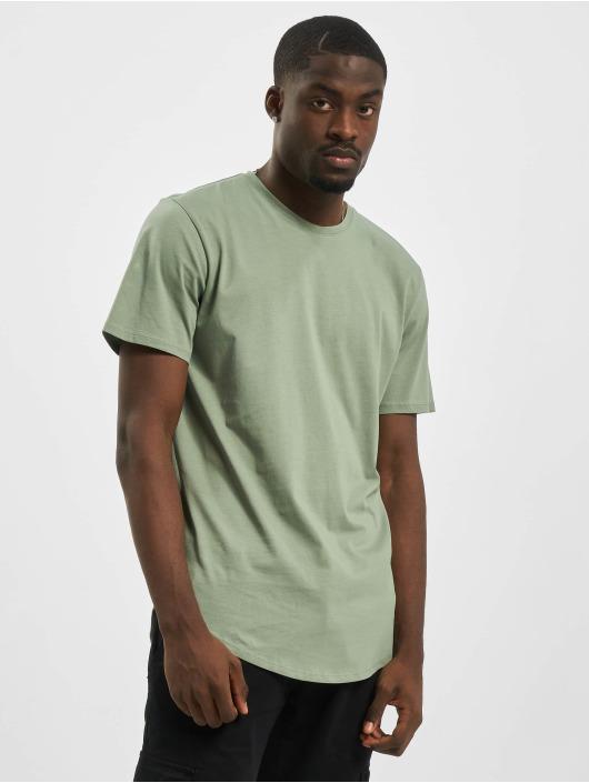 Only & Sons T-Shirt onsMatt Life Longy Noos vert
