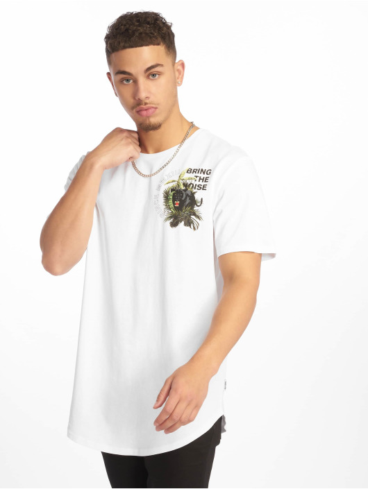 Only & Sons T-Shirt onsPedley Longy weiß
