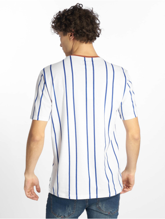 Only & Sons T-Shirt onsStripe Pocket weiß