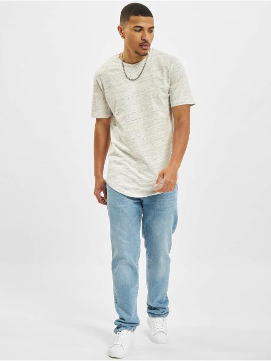 Only & Sons T-Shirt onsMatty Melange Longy weiß