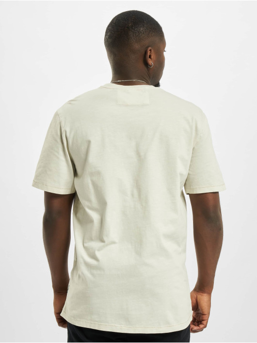Only & Sons T-Shirt onsMillenium Life Reg Washed Noos weiß