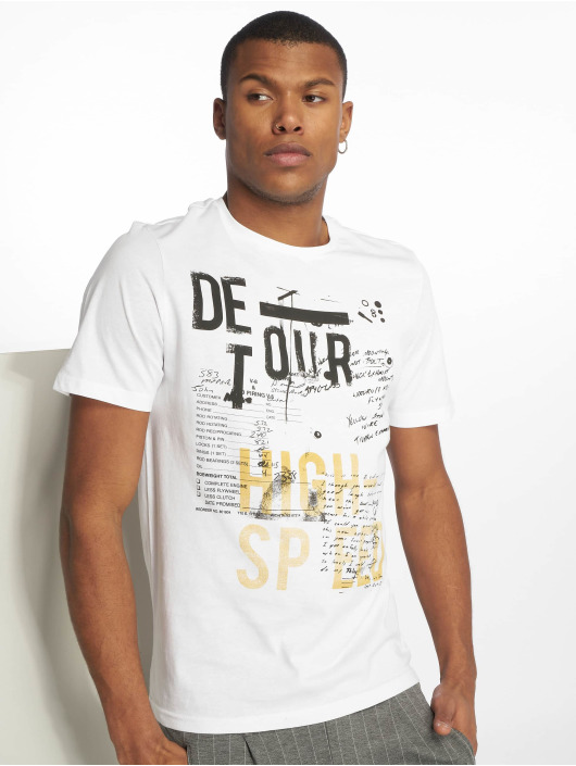 Only & Sons T-Shirt onsEinar white