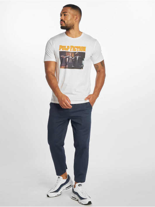 Only & Sons T-Shirt onsPulp Fiction white